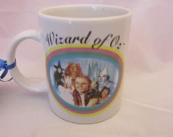 Wizard of Oz Cast Mug