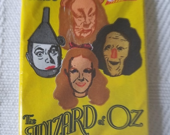 Vintage Wizard of Oz Trading Cards