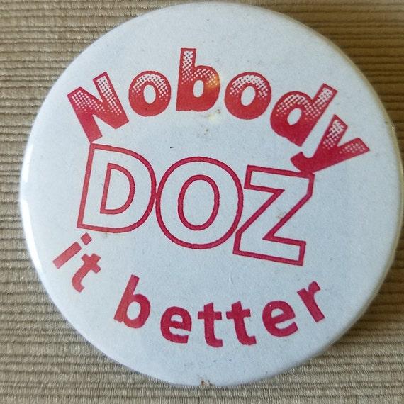 Oz Novelty Button