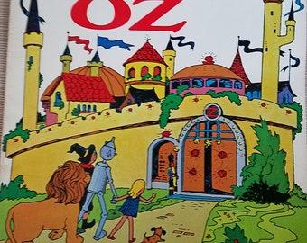 The Wizard o Oz Soft cover easy read