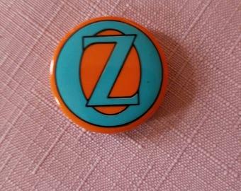 Return to Oz metal pin
