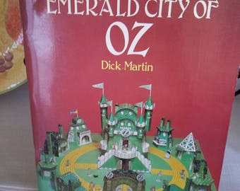 Emerald City Cut out book