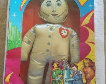 Tinman Soft Doll