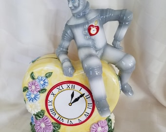 Enesco Tinman Bank
