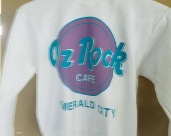 Oz rock Cafe Sweatshirt Child Size