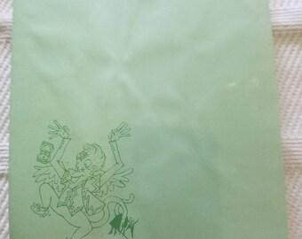 Flying Monkey cartoon notepad