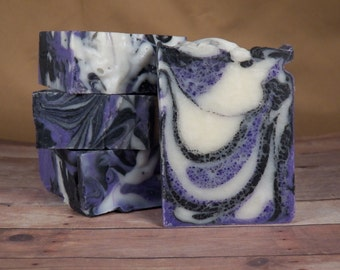 Unscented, All Natural, Cold Process Soap
