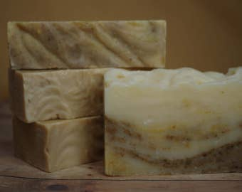 Fresh Linen, All Natural, Cold Process Soap