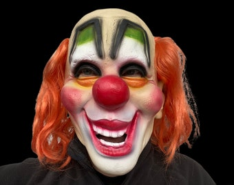 Slipknot Style Shawn Crahan Clown Mask Vintage Style Classic West German Design Replica