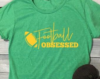 Football Obsessed Shirt 9ac47ecbd