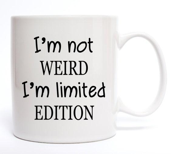 Funny Coffee Mug Funny Coffee Mug Quotes Mugs Coffee Etsy