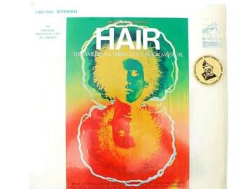 Hair - Soundtrack - Vinyl Album