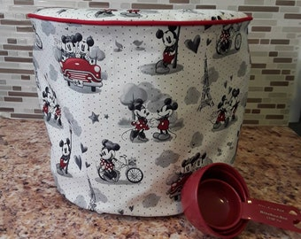 Instant Pot Cover/mickey & minnie mouse retro love