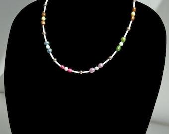 Multi-Color Necklaces