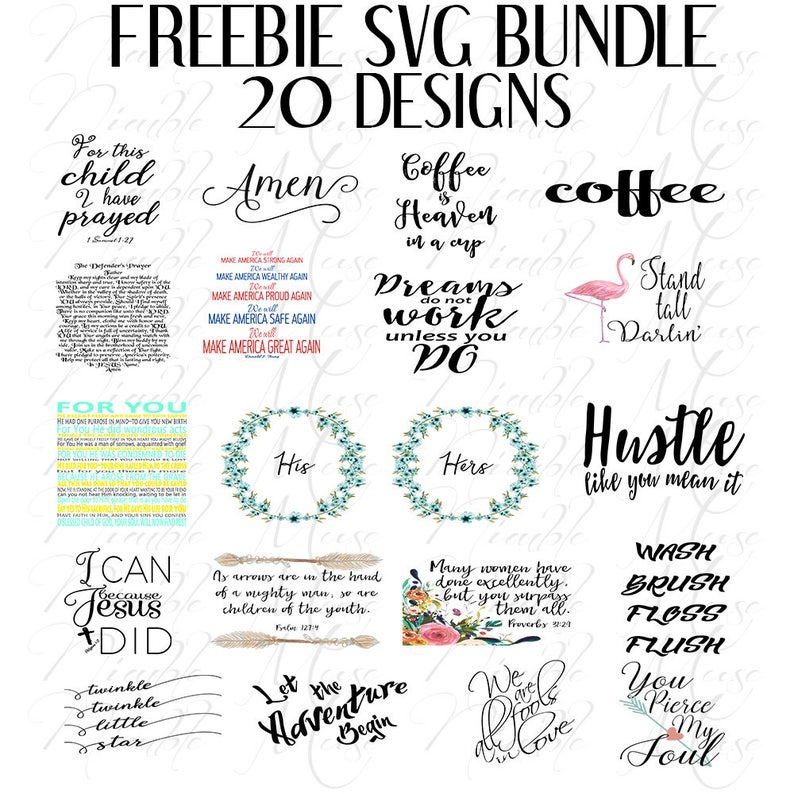 Freebie Svg Files Free Svg Cutting Files Wedding Svg Etsy