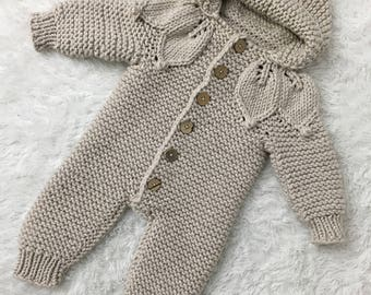 6f9949e3edb6 Knitted snowsuit
