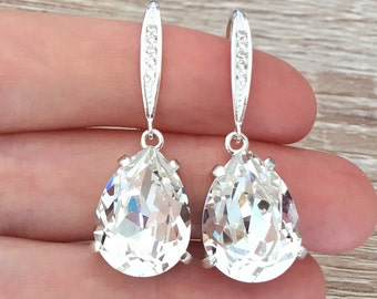 Swarovski earrings  919c0a88153d