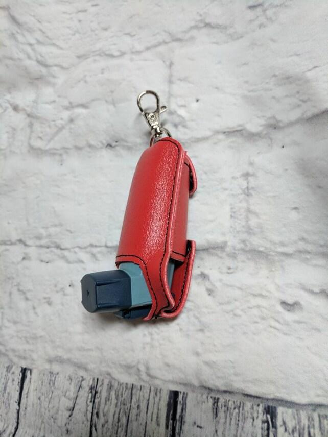 Inhaler Case Inhaler Holder Inhaler Keychain Non Glitter