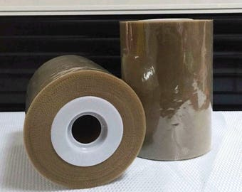 Place of euros 16 13 promo. Tulle roll high quality Brown Cafe Latte 15 cm x 82 m tutu
