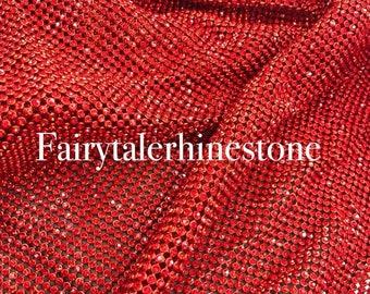 Rhineston sheets. rhinestone fabric. Kendall Jenner dress fabric