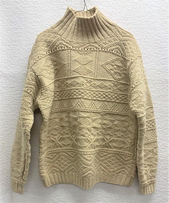 Vintage Ralph Lauren turtleneck sweater