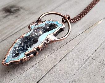 Silver Plated Pendant,Geode Stone Pendant,Solar Pendant,Quartz Cabochon Natural Gemstone Pendant,Connector Finding Making Cluster Pendant 33