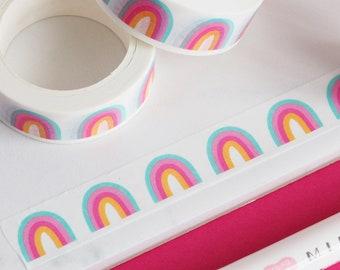 Candy Rainbow Washi Tape