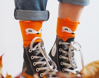 Fox Socks - Womens UK 4 - 8
