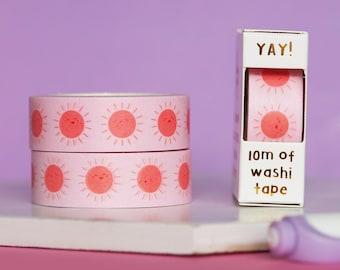 Sunny Sunshine Washi Tape