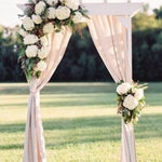 Wedding Arch/Wedding Arbor Arrangement