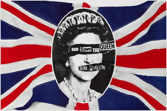 Sex pistols - god save the queen pics 756