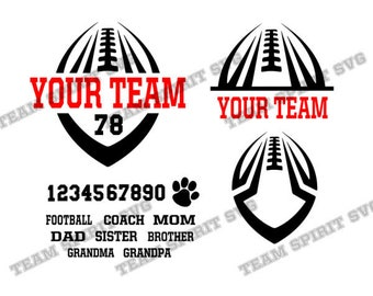 Silhouette dxf football shirt Centaurs football svg files for Cricut eps football mom svg svg file instant download SALE! png pdf