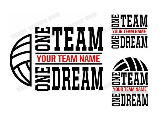 Volleyball Team Svg Volleyball Download Dateien Sport Zitate Dxf Eps Silhouette Studio Vinyl Digital Geschnitten Dateien Einsatz Mit Cricut