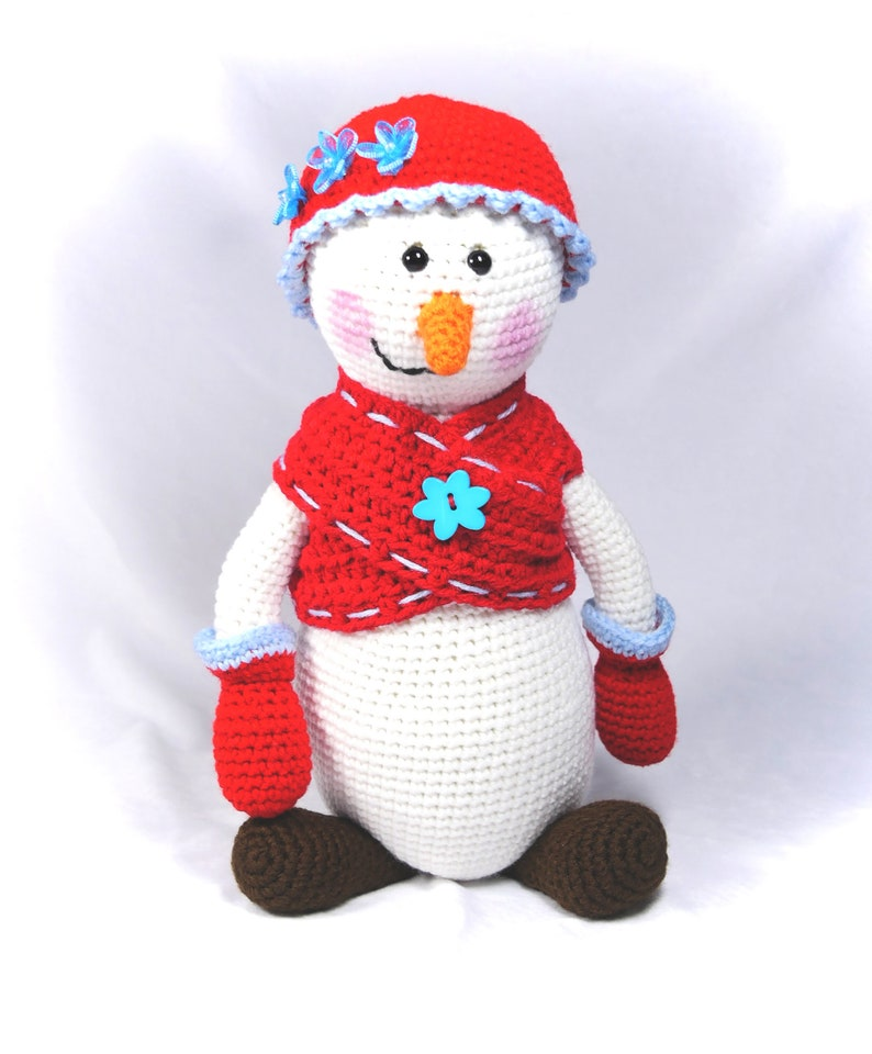 Ravelry: Christmas Cuties Amigurumi pattern by Sayjai ... | 960x794