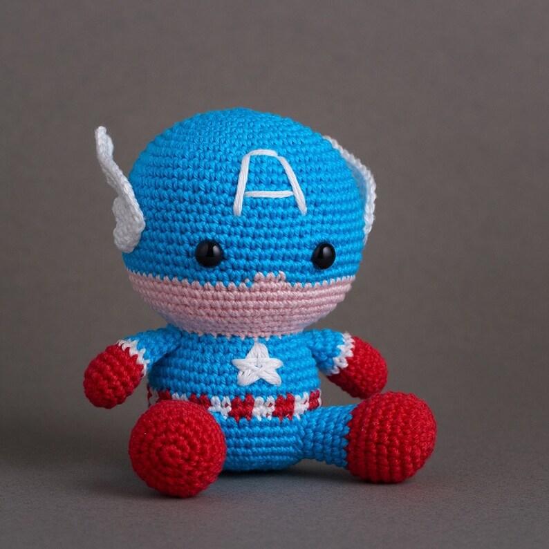 Captain America image 0