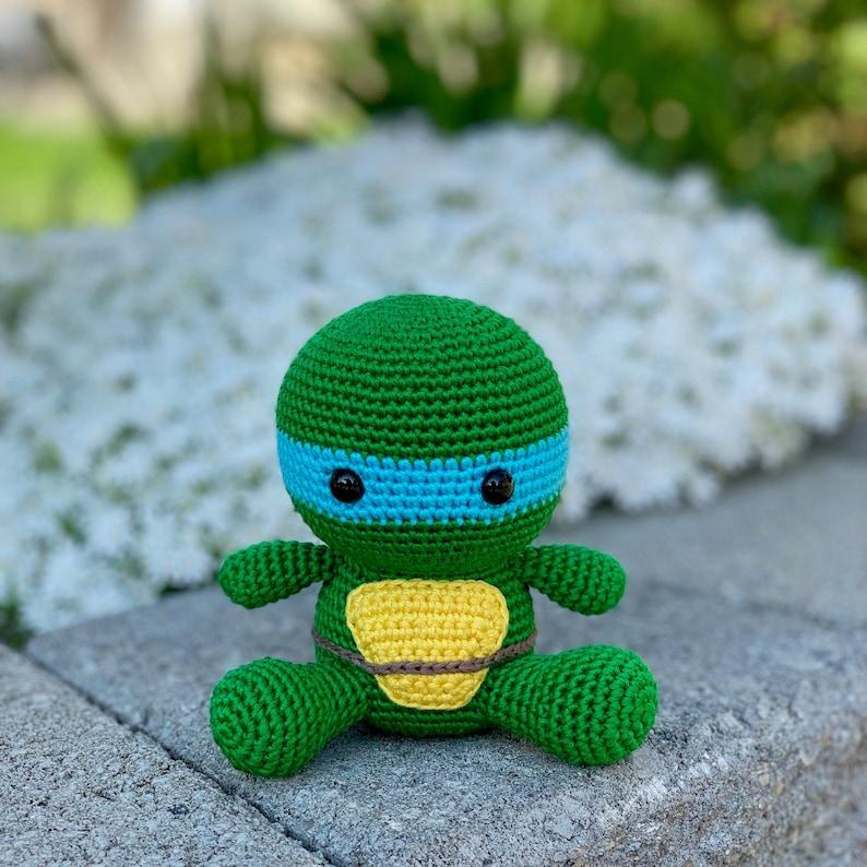Ninja Turtles: Leonardo Raphael Donatello Michelangelo image 0