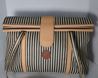 6f27a4fdde Authentic Vintage Fendi Tote Bag