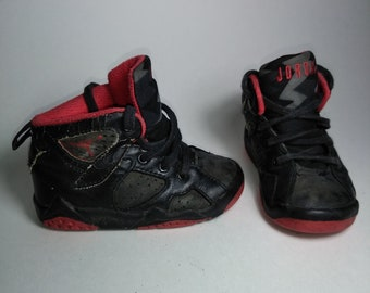 low priced cbd42 6d00c Vintage OG Original 1992 Release Nike Air Jordan 7