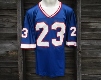 2e74247af0d5 Vintage 90 s Champion Buffalo Bills Antwan Smith Home Jersey NFL Super Bowl  Era