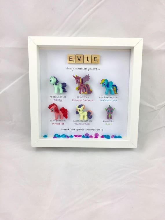 My Little Pony Speciale Vak Frame Etsy