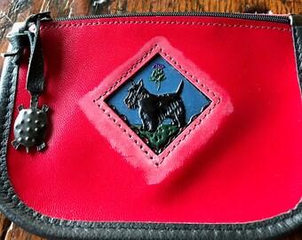 Custom SCOTTIE Card or Coin Holder