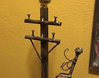 Lineman Lamp