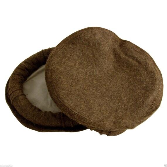 Wool Afghan Pakul Chitrali Cap Pakol Hat Handmade Chitrali  887eb0032ed