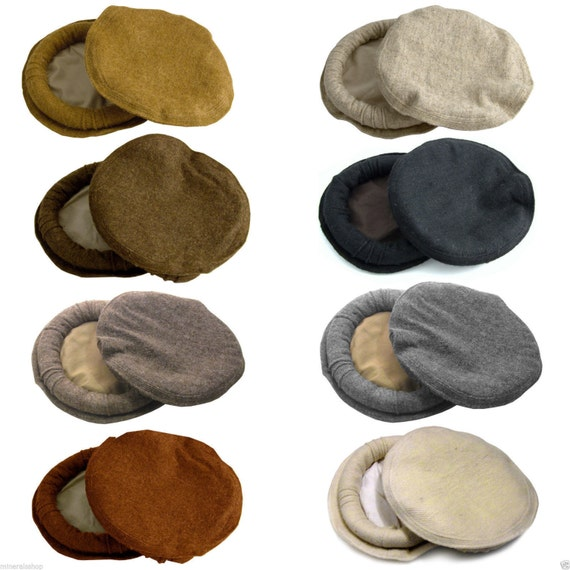 100% Wool Afghan Pakul Chitrali Cap Pakol Hat Peshawari  ed9fcce8e63