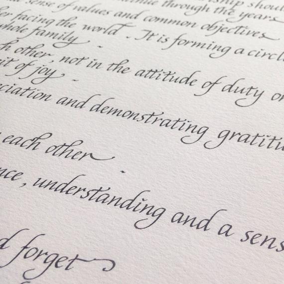thanks letter for wedding invitation