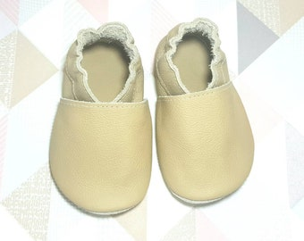 Leather baby shoes, leather baby shoes, soft soled baby shoes, baby slippers, toddlers moccasins, crib shoes