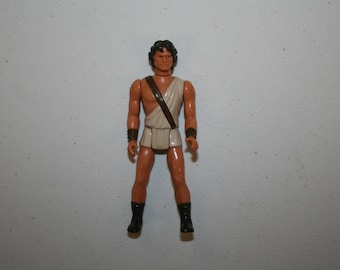 Vintage 1980 Perseus Clash of the Titans 3 3/4 Action Figure MGM Mattel Action Figure Free Shipping