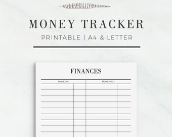 graphic relating to Printable Currency Straps titled Cost savings Tracker Printable Person Financial savings Planner Finance
