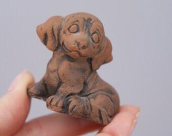 Dachshund Figurine Etsy