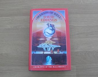 Seeress of Kell - Book Five of The Malloreon by David Eddings - Published 1991 by Bantam Press - Vintage Hardback, Fantasy